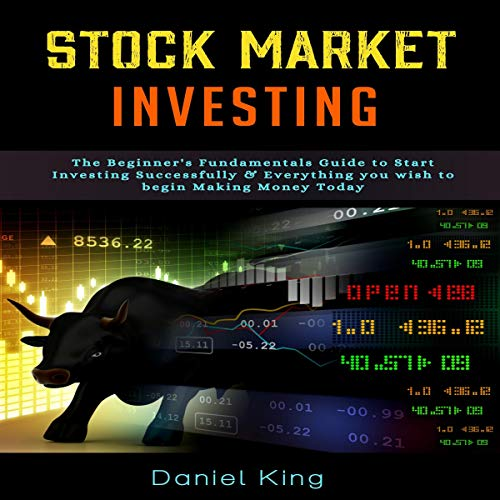Stock Market Investing for Beginners  By  cover art