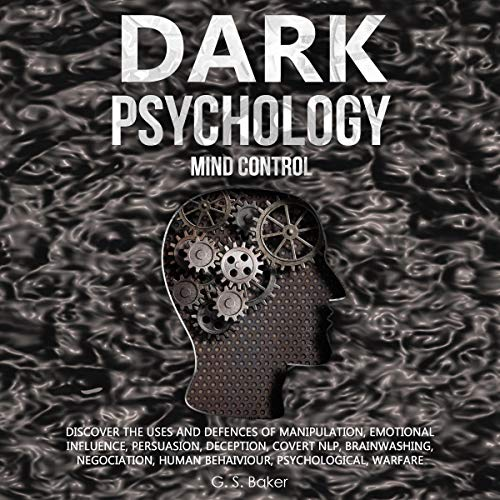 Dark Psychology Mind Control Titelbild