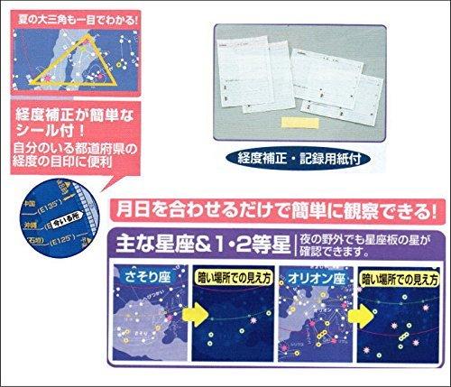 大和科学教材研究所『星・月の動きA型』