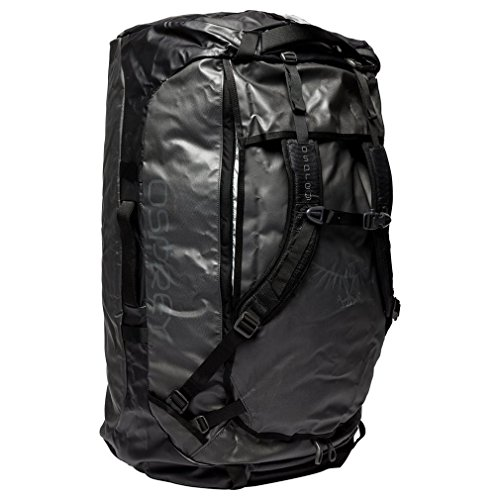 Osprey Transporter 130 Litre Holdall Travel Luggage, Black, One Size
