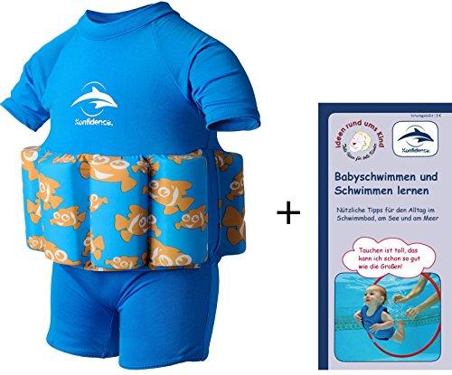 Zoggs Bambini Zoggy Back Galleggiante Aiuto al galleggiamento Per Il Nuoto-Multi