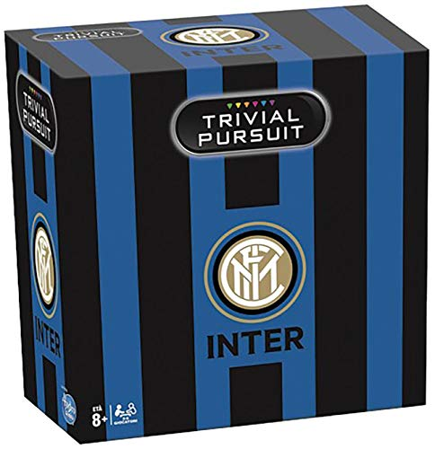 Winning Moves Trivial Pursuit Bite Inter FC, D255BB65AA