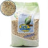 BPS Pienso Periquitos Alimento Completo Comida con Formula Alta Energía Material Natural Receta Equilibrada con Base Científica 900g BPS-4026