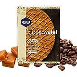 GU Energy Stroopwafel Sports Nutrition Waffle, 16-Count, Caramel Coffee