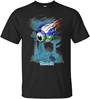 LeetGroupAU Terraria Eye of Cthulhu Watercolor T-Shirt