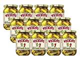 Wickles Original Slices, 16 oz (Pack - 12)...