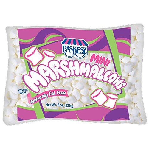 Kosher White Mini Marshmallows - Pack of 4