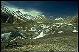 735019 Batura Glacier Karakorums Northern Pakistan A4 Photo
