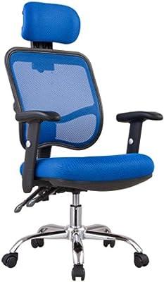 DALIBAI Poltrona de malha com encosto alto giratório, cadeira de escritório, cadeira de jogo para casa, encosto ajustável, multifuncional, malha respirável, cadeira giratória preguiçosa, cadeiras reclináveis de 135°, peso de 200kg cadeiras de mesa