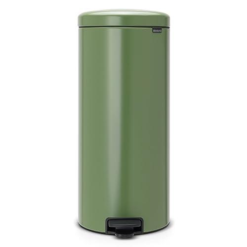 Green Kitchen Pedal Bin Amazon Co Uk