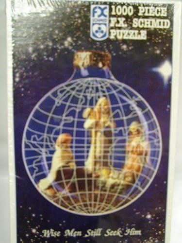 tiendas minoristas Wise Men Still Seek Him 1000 Piece Piece Piece F.X. Schmid Puzzle World Nativity by F.X. Schmid  ahorra hasta un 80%