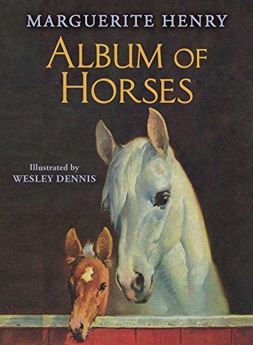 Album of Horses (English Edition)