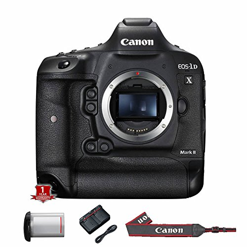 Canon EOS-1D X Mark II Digital SLR Camera Body International Version (No Warranty)