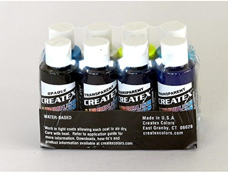 Createx Ken Lind  Cool Airbrush colors Set