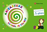 Espiral De Colores. Matemáticas 5 Años (Espiral Magica Material Alumno) - 9788468213415