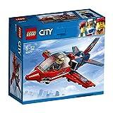 LEGO City - Le jet de voltige - 60177 - Jeu de Construction
