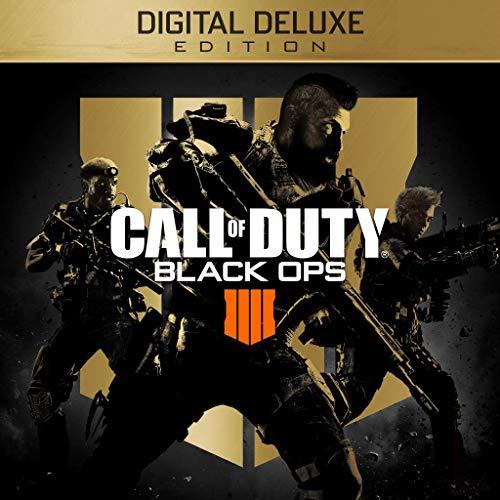 Call of Duty: Black Ops 4 - Digital Deluxe Enhanced Edition (Pre-Order) - PS4 [Digital Code]