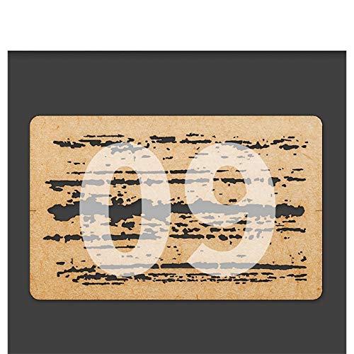 Sankuai 1 stück für liang-0009 chippingeffekte Airbrush-Schablonen-Kartonwerkzeug für 1/24 1/35 1/48 Maßstab Modell DIY-Effekt und austretende Sprühschablone