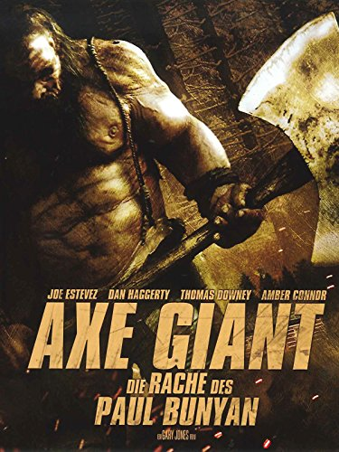 Axe Giant - Die Rache Des Paul Bunyan