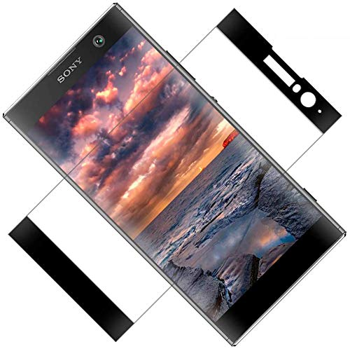TOCYORIC Pellicola Vetro Temperato Compatibile con Sony Xperia XA2, Pellicola Protettiva per Sony Xperia XA2 [Facile da Pulire] [Ultra Resistente] [Durezza 9H][2 Pezzi]