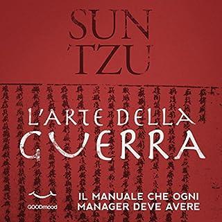 Sun Tzu l'arte della guerra copertina