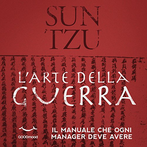Sun Tzu l'arte della guerra audiobook cover art