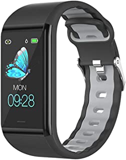 Dako Smart Watch for Men and Women – Ergonomic Design – Large and Bright Display – Health Monitor Activity Tracker Watch –...