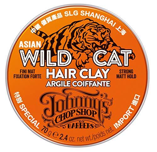 Johnny's Chop Shop Wild Cat Argile pour Cheveux