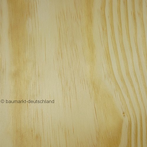 Echtholzfurnier mit Schmelzkleber 30cm Kiefer