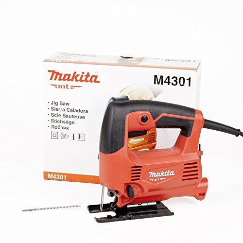 Makita M4301 Jigsaw-Red/Black