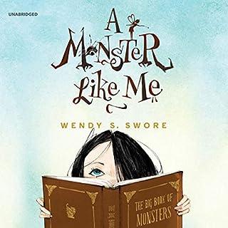 A Monster Like Me cover art