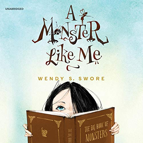 A Monster Like Me audiobook cover art