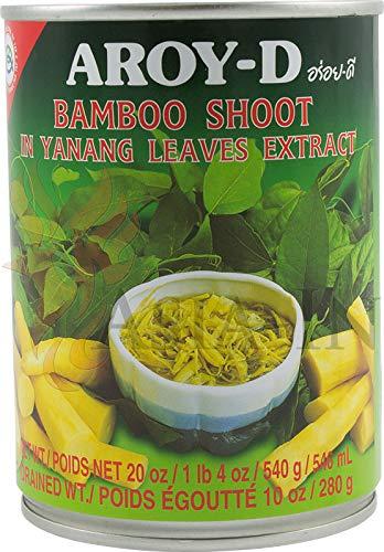 AROY-D Bambussprossen in Yanang, 540 g
