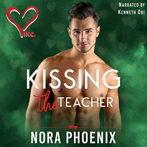 Kissing the Teacher cover art