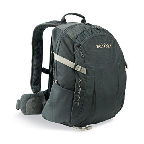 Tatonka Unisex– Erwachsene Hiking Pack 22 Wanderrucksack, Titan Grey, 22 Liter