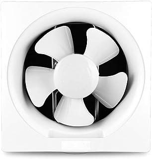 Equipo de ventilación hidropónica Los extractores de aire de ventilación extractora mural Square Type Ventilador de ventilación Persianas ventiladores conducto de escape dormitorio de escape silencios
