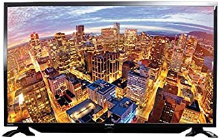 Sharp LC-40LE185M Sharp 40 inch Full HD LED TV, Black - LC-40LE185M - Black