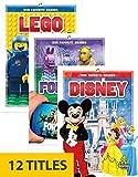 Our Favorite Brands: Disney - Fortnite - Harry Potter - Lego - Minecraft - Nike - Nintendo - Pixar -...