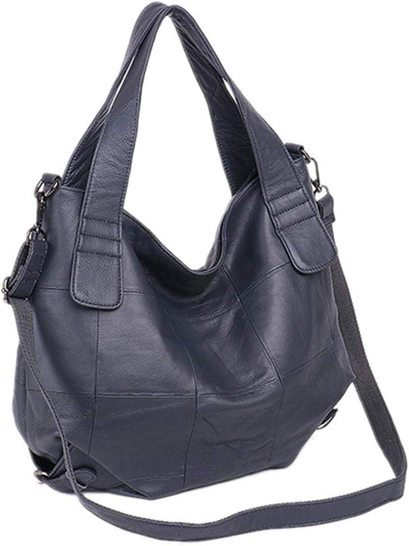 Jxth Damen Casual Top-Griff Handtaschen für Frauen Große Designer Designer Designer Damen Hobo Bag Eimer Geldbörse aus echtem Leder Schulranzen Tote Crossbody Taschen B07JH1JF49 09b5be