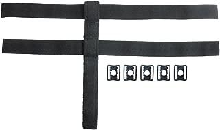 goalie helmet straps