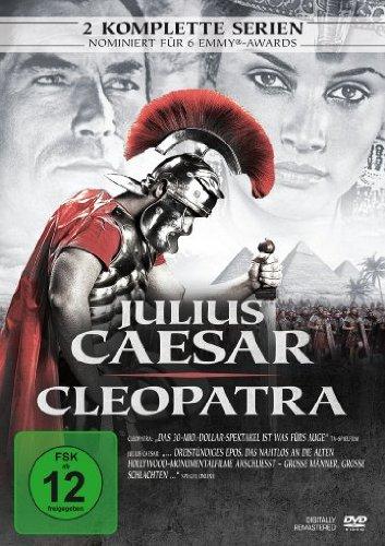 Julius Caesar & Cleopatra - 2 Komplette Serien [2 DVDs]