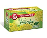 Pompadour 1913 Infuso al Finocchio Aromatico e Digestivo 100% Naturale - 1 x 20 Bustine di Tè (40 Grammi)