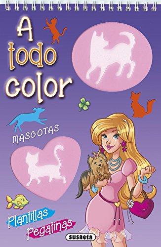 Mascotas (A todo color)