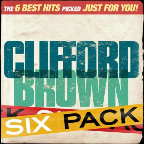 Six Pack - Clifford Brown - EP