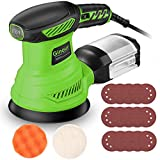 Random Orbit Sander, Ginour 6 Variable Speeds13000...