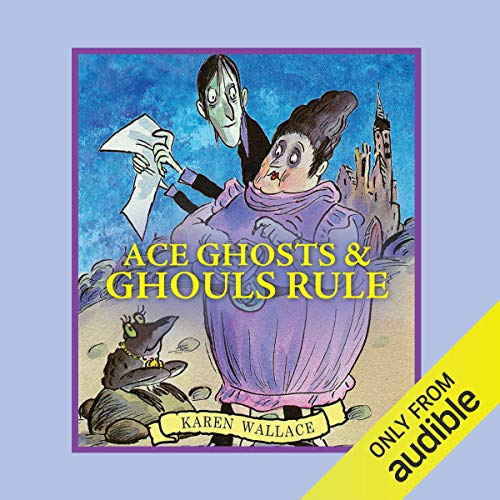 Ace Ghosts & Ghouls Rule cover art