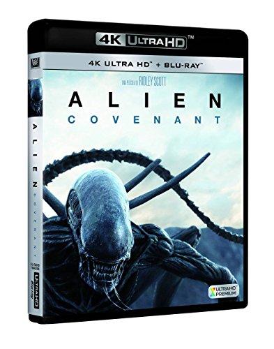 Alien Covenant 4k Uhd [Blu-ray]