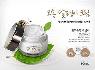 Scinic Snail Matrix Cream 50 Ml.