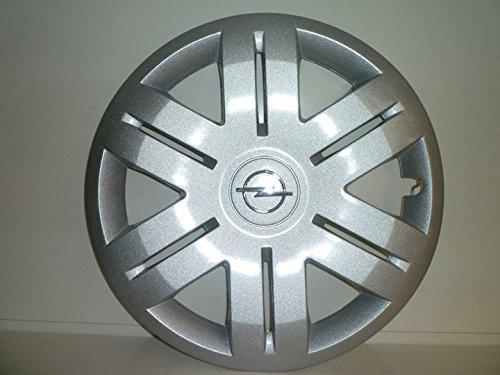 Wieldoppen Wieldoppen Wieldoppen Opel Vivaro r 16 (Logo verchroomd)