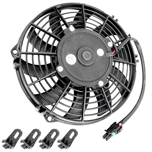 can am renegade 800 cooling fan - 2